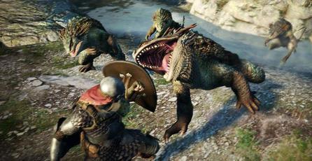 <em>Dragon's Dogma Online</em> alcanza 1 millón de descargas en 10 días