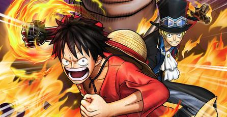 <em>One Piece: Pirate Warriors 3</em>