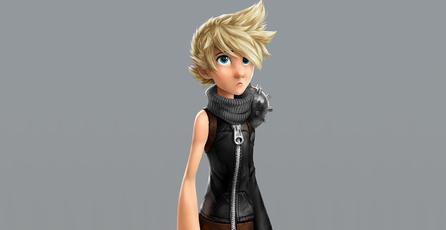 Artista realiza diseños de <em>Final Fantasy VII</em> como caricaturas