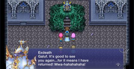 Screenshots de Final Fantasy V para PC