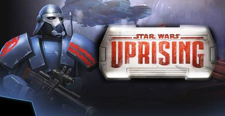Nuevos screenshots de Star Wars: Uprising