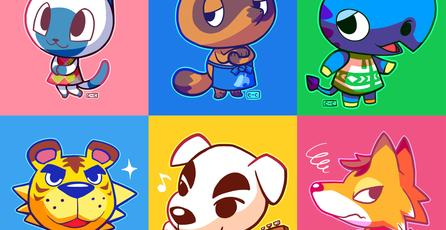 Amiibos de <em>Animal Crossing</em> estarían en producción
