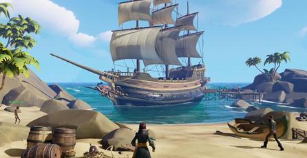 Microsoft: <em>Sea of Thieves</em> será el mejor juego de Rare