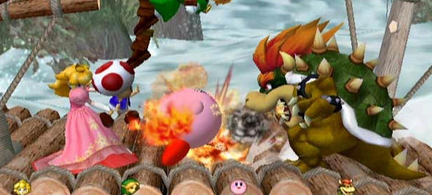 Mod agrega repeticiones a <em>Super Smash Bros. Melee</em>