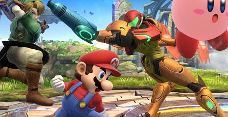 Llegará mapa de <em>Super Mario Maker</em> a <em>Super Smash Bros.</em>