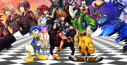 Anuncian <em>Kingdom Hearts HD 2.8</em> para PlayStation 4