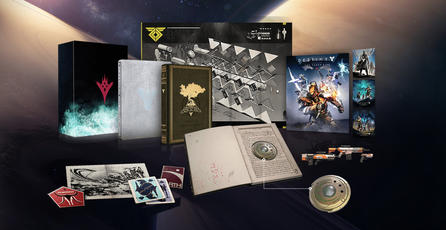 <em>Destiny: the Taken King</em>. Collector's Edition