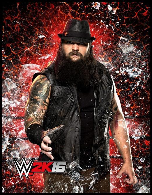 WWE 2K16 Roster Final
