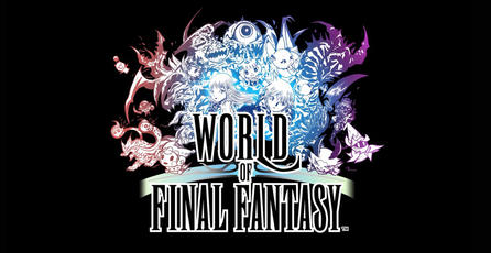Revelan nuevo video de <em>World of Final Fantasy</em>