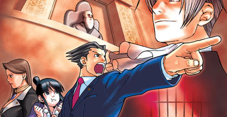 Anuncian serie animada de <em>Ace Attorney</em>