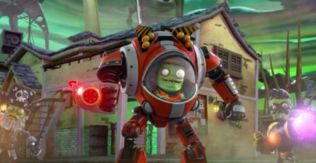 Lanzan video de desarrollo de <em>Plants vs. Zombies: Garden Warfare 2</em>