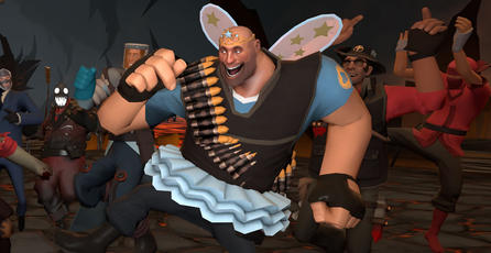 Valve cancela Halloween en <em>Team Fortress 2</em>