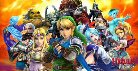 Efecto 3D de <em>Hyrule Warriors Legends</em> sólo servirá en el New 3DS