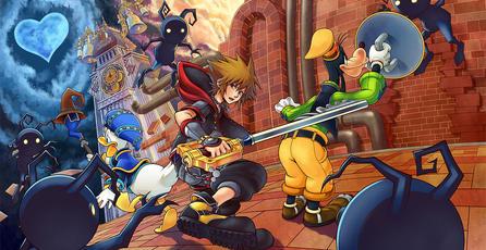 Explican el extraño nombre de <em>Kingdom Hearts 2.8 </em>