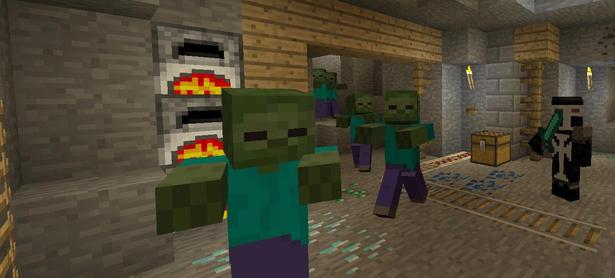 <em>Minecraft </em>llegará a Oculus Rift