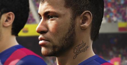 Demo de <em>FIFA 16</em> ha sido descargado más de 6 millones de veces