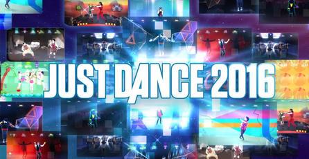 Conoce el listado completo de canciones de <em>Just Dance 2016</em>