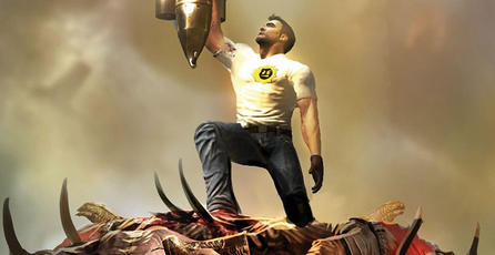 Escritor de <em>The Talos Principle</em> participará en <em>Serious Sam 4</em>