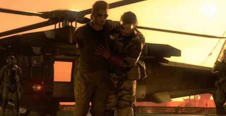 Encuentran juego escondido en el código de <em>Metal Gear Solid V</em>