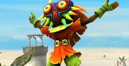 Skull Kid llegará a <em>Hyrule Warriors Legends</em> para 3DS