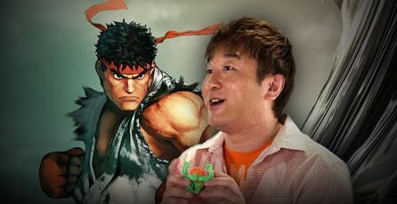 Yoshinori Ono: <em>Street Fighter V</em> en arcade no es imposible