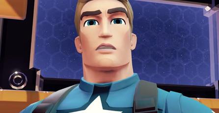 Una nueva figura de Capitán América llegará a <em>Disney Infinity 3.0</em>