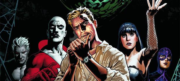 Habrá película de la <em>Justice League Dark</em> en 2017