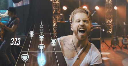 Conoce las nuevas canciones para <em>Guitar Hero Live</em>