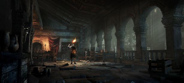 Beta de <em>Dark Souls III</em> está disponible en PlayStation Plus