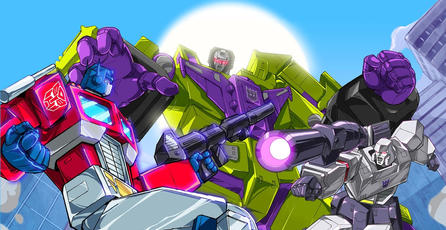 <em>Transformers: Devastation</em>