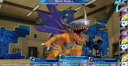 <em>Digimon Story: Cyber Sleuth</em> llegará en febrero