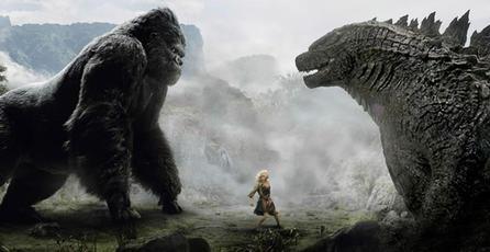 Hacen oficial película de <em>Godzilla vs King Kong</em> para el 2020