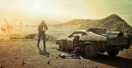 Recrean <em>Mad Max: Fury Road</em> como videojuego retro
