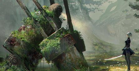 Platinum Games desarrolló <em>NIER</em> casi por completo