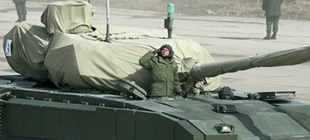 Bohemia Interactive compra un tanque de batalla