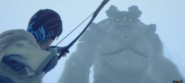 Anuncian <em>Prey of the Gods</em>, se parece a <em>Shadow of the Colossus</em>