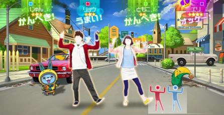 <em>Just Dance</em> de <em>Youkai Watch</em> solo tendrá 10 canciones