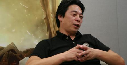 Director de <em>Final Fantasy XV</em> quiere hacer un juego de <em>Zelda</em>