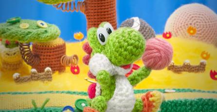 <em>Yoshi's Woolly World</em>