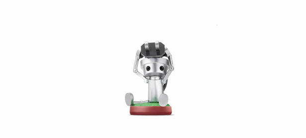 amiibo de Chibi-Robo se venderá por separado en Japón