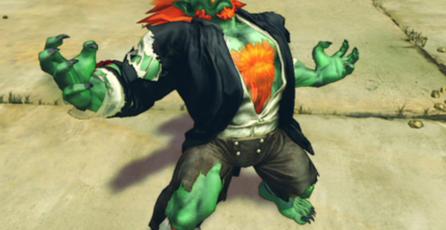 <em>Ultra Street Fighter IV </em>recibe trajes para Halloween