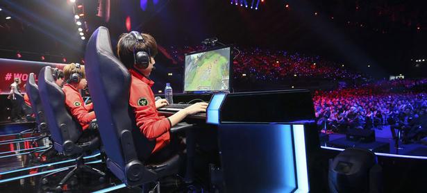 Asia y Europa colisionarán en las semifinales del mundial de <em>League of Legends</em>