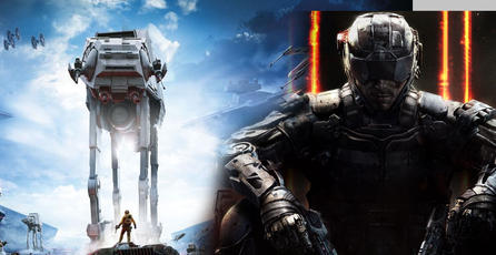 <em>Star Wars: Battlefront</em> y <em>Call of Duty: Black Ops III</em>: Los shooters de la temporada