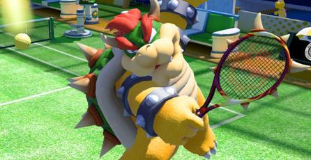 <em>Mario Tennis: Ultra Smash</em> tendrá soporte para amiibo