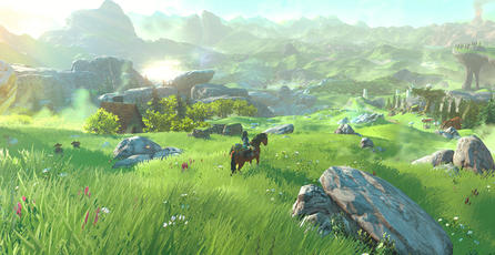<em>The Legend of Zelda</em> tendrá un giro único en mundo abierto