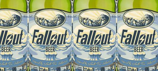 Anuncian la cerveza oficial de <em>Fallout</em>