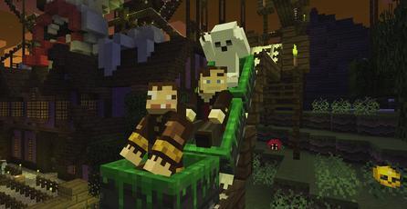 Lanzan skins de Halloween para <em>Minecraft</em>
