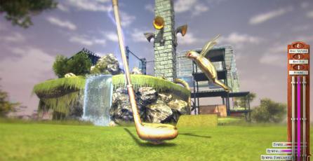 <em>Vertiginous Golf</em> está gratis en Steam solo por hoy