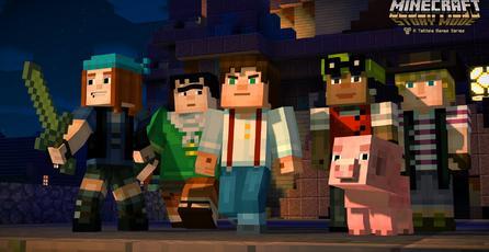 Ve el trailer del segundo capítulo de <em>Minecraft: Story Mode</em>