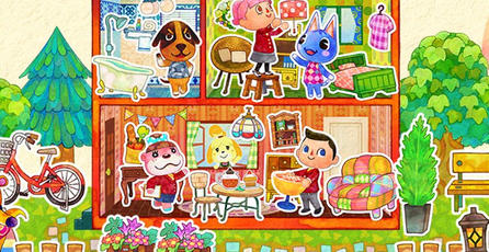 <em>Animal Crossing: Happy Home Designer</em> es un éxito